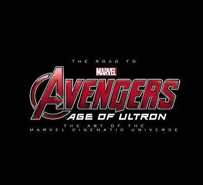The Road to Marvel's Avengers: Age of Ultron: The Art of the Marvel Cinem... New