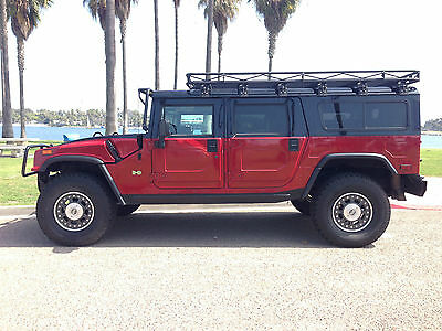 2006 Hummer H1  hummer h1 alpha 2007 optioned mule, last alpha sold by am general collector rare