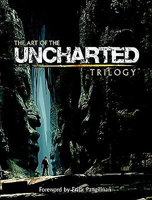 The Art of the Uncharted Trilogy New