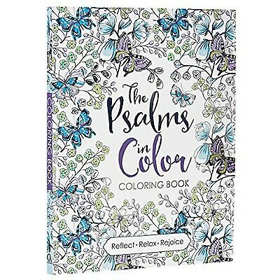 Coloring Book the Psalms in Color New