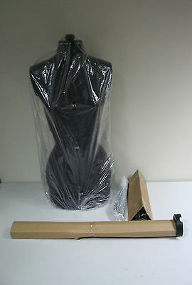 New - New Dressmakers Tailors Dummy Mannequin - Size 10 to 16 - Bust 84 to 104cm