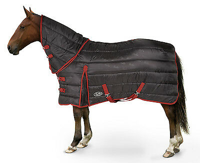Gallop Maverick 300g Heavyweight Combo Stable Rug with Full Neck for Horse Pony