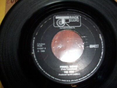 """The Who """"Pinball Wizard bw Dogs Part Two"""" VG Track 604027"""