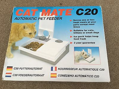 Cat Mate Automatic Cat Feeder