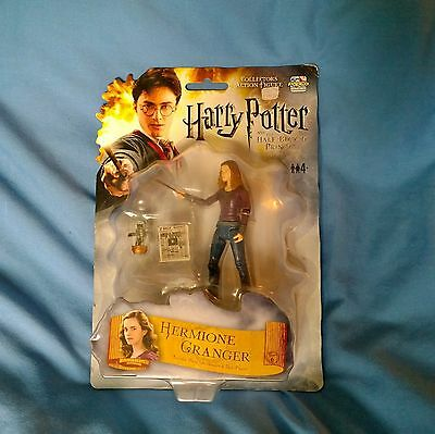 Harry Potter And the Half Blood Prince Hermione collectable action Figure