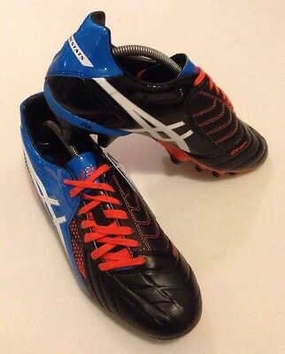 MENS Asics Lethal Shot Stats III Rugby Boots UK 10 WILKINSON FARRELL JONNY JONAH