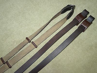 L@@K~Awesome & SUPER COOL Brown STUBBEN Leather & Web Reins w/MOVEABLE HANDSTOPS
