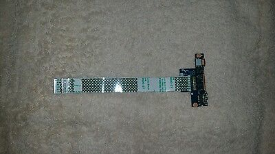 Lenovo G50 Card Reader Board and Cable