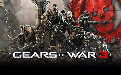Gears of War 3 full game download - Xbox One