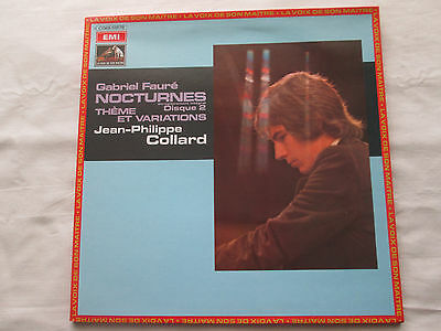 Jean Philippe Collard  -  His Masters Voice Stereo Gatefold Sleeve French Issue