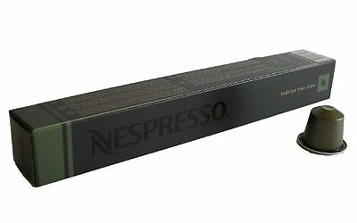Nespresso Indriya (from India) Pods - Single 10 pack Unopened,