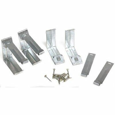 AMERIMAX HOME PRODUCTS 29029-WEST Mill Finish Galvanized Downspout Band