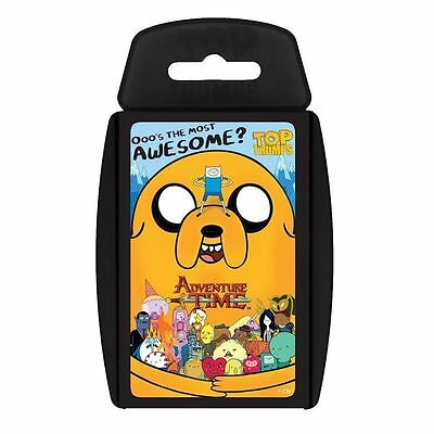 Adventure Time Top Trumps Card Game - Brand New & Sealed