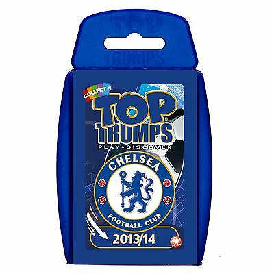 Top Trumps - Chelsea 2013/14 Card Game - Brand New & Sealed