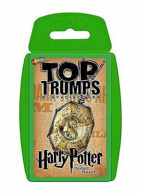 Top Trumps Harry Potter & The Deathly Hallows 1