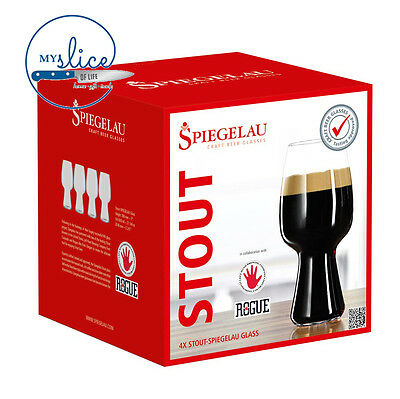 Spiegelau Stout Craft Beer Glass 4 Pack