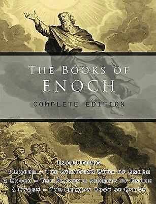 The Books of Enoch: Complete edition: Including (1) The Ethiopian Book of... New