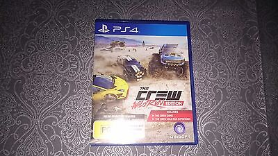 The Crew PS4 Playstation 4 Game
