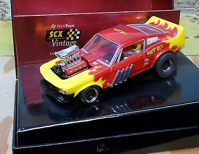 Scx Vintage 1/32 61480 Ford Mustang - Limited Edition, Nib