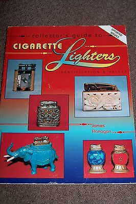 Collectibles Cigarette Lighters Price Guide/identification Pictures Book