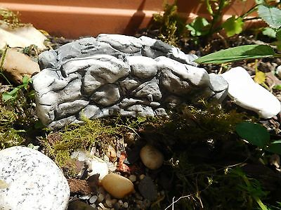 STONE BRIDGE   for MINIATURE GARDEN OR TERRARIUM