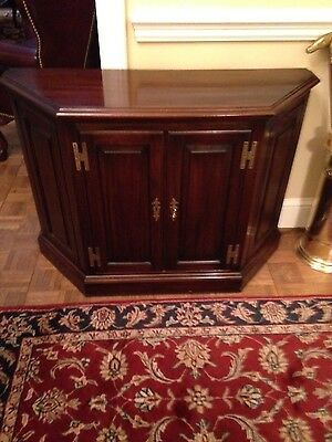 Reduced.....Henkel Harris Credenza/Commode (PRICE REDUCED)