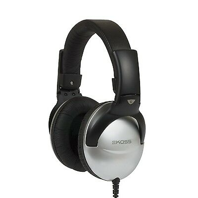 Koss QZ-Pro Active Noise Cancellation Stereophone Standard Packaging New
