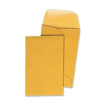 Quality Park Coin/Small Parts Envelope -Coin -#1 (2.25-Inch x3.50-Inch ) ... New