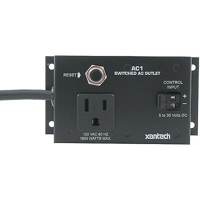 Xantech AC1 Controlled AC Outlet New