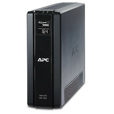 APC BR1500G BACK-UPS RS 1500 10-Outlet 1500VA/865W UPS System New