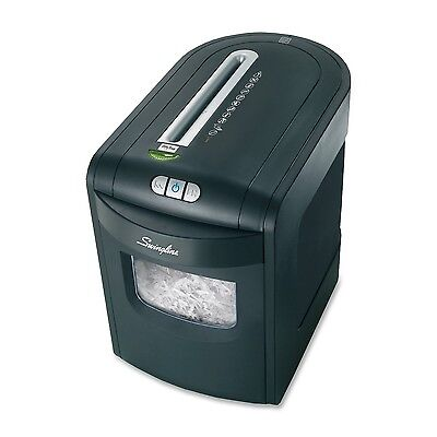 Swingline EM07-06 Micro-Cut Jam Free Shredder 7 Sheet Capacity 6 Gallon W... New