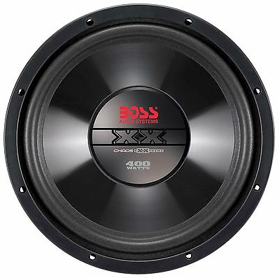 Boss CX8 8-Inch Subwoofer 4ohm Voice Coil New