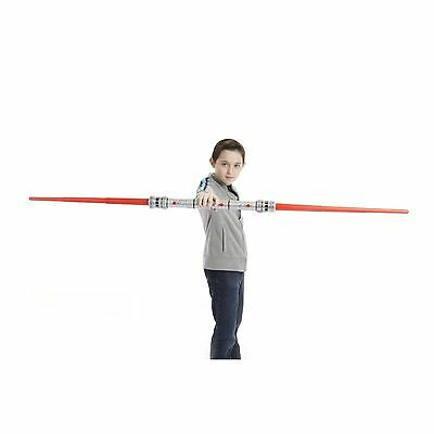 new 5 Ft Long STAR WARS DARTH MAUL Double-Bladed LIGHTSABER