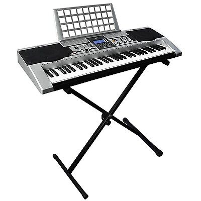 Best Choice Products 61 Key Electronic Music Keyboard Electronic Piano wi... New