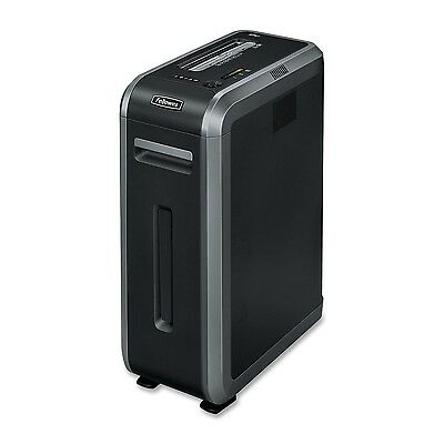 Fellowes 3312501 Powershred 125Ci 18 Sheet Cross-Cut Shredder New