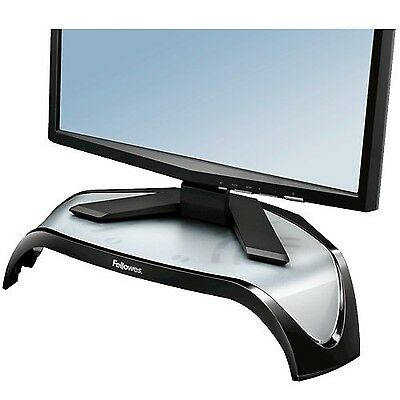 "Fellowes Smart Suites Corner Monitor Riser -22.05 lb -21"" Flat Panel Disp... New"