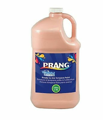 Prang Washable Paint 1 Gallon Size Peach (10611) New
