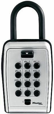 Master Lock 5422D Push Button Portable Key Safe New