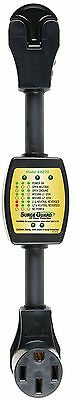 Technology Research 44270 Surge Guard 50 Amp Surge Protector New