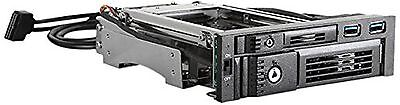 iStarUSA T-5K3525U-SA 5.25-Inch to 2.5-Inch and 3.5-Inch SATA Trayless Ho... New