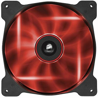 Corsair Air Series AF140 LED Quiet Edition High Airflow Fan CO-9050017-RL... New
