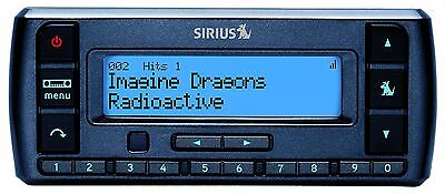SiriusXM Stratus 6 Dock-and-Play Radio with Car Kit and 3 Month Service B... New