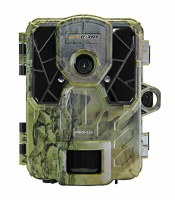 Spypoint Force 11D Trail 11MP Camera Camouflage New