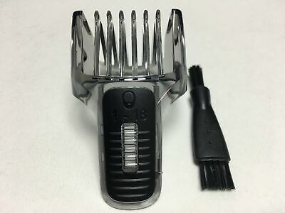 New Hair Clipper Trimmer Beard Multigroom For Philips COMB QG3352 QG3360 1-18mm