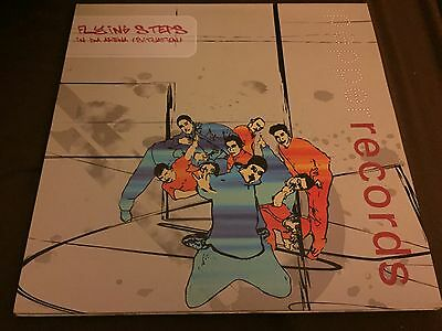 """Flying Steps - In Da Arena (Situation) (Pepper Records 9230430) 12"""" VG+ cond."""