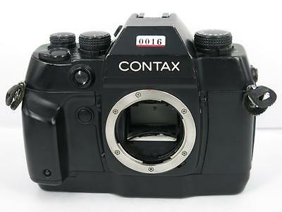 Contax AX 35mm SLR Film Camera (Body Only) FREE SHIPPING Japan