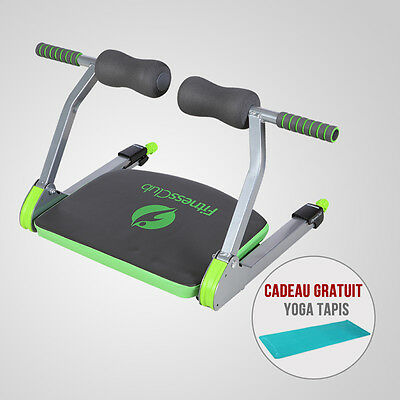 Smart Corps Exercise Abdominaux Equipement Appareil Abdominaux Fitness Gym