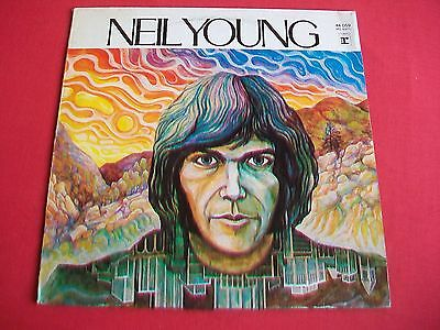 Neil Young - Self Titled Lp - Reprise 44059 - 1971 Release