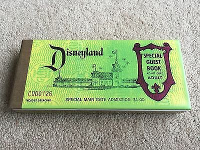 Disney DLR Ticket Book 6-Pin Set (A-E) Passholder Exclusive