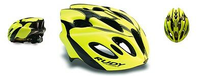 Casco Bici Rudy Project Snuggy Tg. L FLUO
